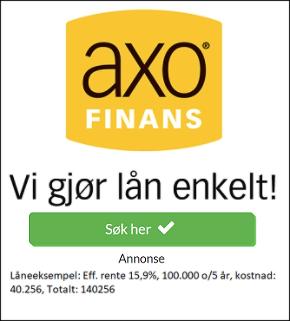 Axo Banner